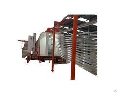 Aluminium Profile Powder Coating Plant