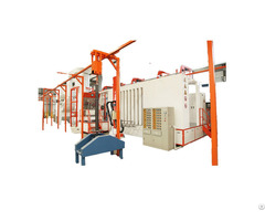 2years After Sale Service Powder Coating Line Solution