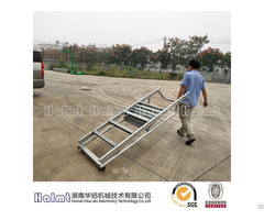 Folding Safety Step Ladders With Handrails