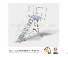 China Manufacturer Aluminum Passenger Step