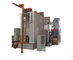 Pp Material Powder Coating Booth