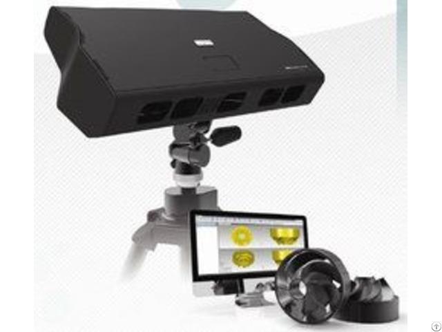 Cst Industrial Type Twin Lens 3d Color Scanner