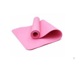 Tpe Pvc Nbr Eva Material Customized Size Yoga Mat