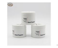 Pp Plastic Printing Mask Cream Jar