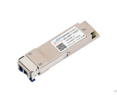 40g Cwdm 10km Qsfp Optical Transceiver