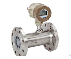 Gas Turbine Flow Meters
