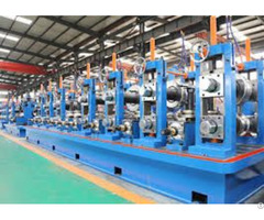 High Quality Erw Tube Mill Carbon Steel Pipe Machine
