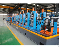 Steel Pipe Making Machine Production Line Tube Mill