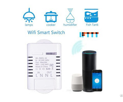 Wifi Smart Diy Switch 16a Ewelink App Control