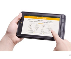 Android Handheld Terminal Rfid Wifi Rugged Industrial Autoid Pad