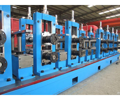 Steel Pipe Mill High Quality Tube Making Machine