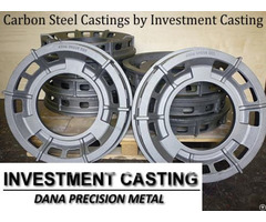 Carbon Steel Castings By Investment Casting