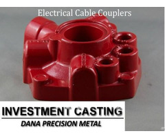 Worldwide Industry Leader In Electrical Cable Couplers