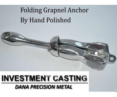 Supply Folding Grapnel Anchor Bruce Plow And Marine Deck Hardware