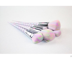 Energy 10 Pcs Makeup Brush Set Custom Logo Cosmetic Unicorn