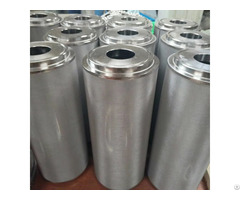 Sintered Metal Filter Cartridge For Liquid Industry
