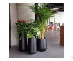 Outdoor Magnesia Flower Pot