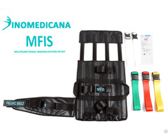 Multifunctional Immobilization Splint