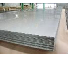 Stainless Steel Sheet For Construction And Industry