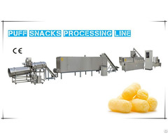 Puff Snacks Extruder