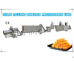 Puff Snacks Processing Machine