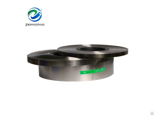 Zy Iron Based Amorphous Nano Crystalline Ribbon Used For Electronic Industry