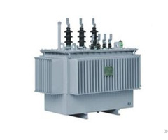 Low Loss V2 0 Sbh15 Series Oil Immersed Amorphous Transformer