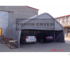 Made In China Portable Carports 7 3m Wide Garages Car Shelters