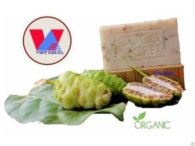 Coconut Oil Soap Noni