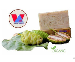 Coconut Oil Soap Noni