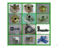 Low Price Tie Rod And Formwork Wing Nut Accessories