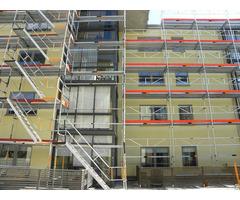 Aluminium X Frame System By Qingdao Scaffolding