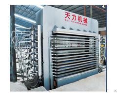 Plywood 400t Hydraulic Hot Press Machine