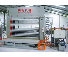 Plywood 600t Hydraulic Hot Press Machine