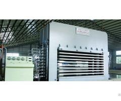Woodworking 800t Hydraulic Hot Press Machine