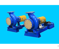 Iso5199 Asme Standard Wpp Long Coupled Chemical Pumps