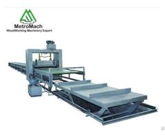 Plywood Veneer Paving Machine