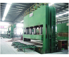 Plywood Hydraulic Pre Press Machine