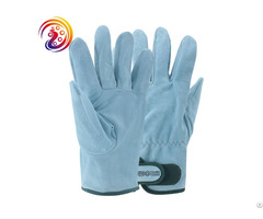 Welding Welders Heat Resistant Cow Split Fireplace Leather Gloves