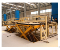How Does Gypsum Board Processing Line Work