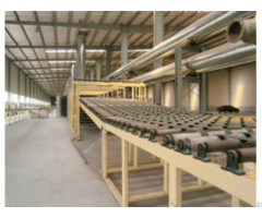 The Characteristics Of Gypsum Board Equipment