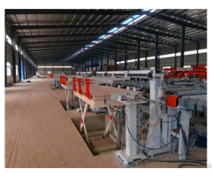 Gypsum Board Machine Supplier