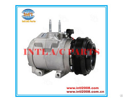 Auto Air Conditioning Ac Compressor Four Seasons 98324 New Halla Hcc Rs20