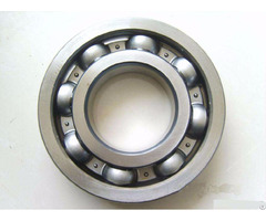 6017open Zz 2rs 85x130x22 Chrome Steel Deep Groove Ball Bearing