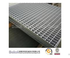 The Aluminum Walkway Gratings For Roof Building