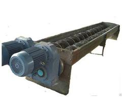 Screw Conveyor Waste Management