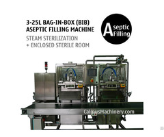 Semi Automatic Double Head Bag In Box Aseptic Filler