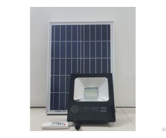 50w Solar Floodlight Outdoor Lighting