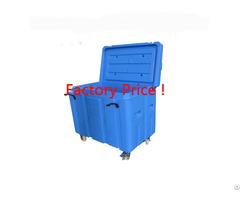 Dry Ice Storage Container