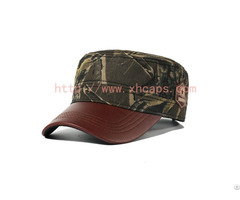 Custom Military Cap With Your Own Logo